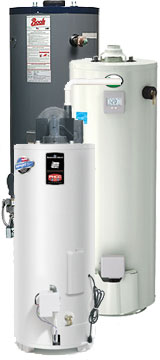 Water Heaters and Conditioners
